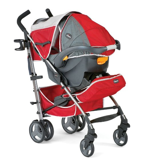 Chicco Liteway Plus Stroller - umbrella baby stroller