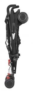 Maclaren Quest Stroller - double umbrella stroller