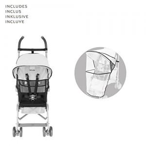 Maclaren Volo Stroller - umbrella baby stroller - materials