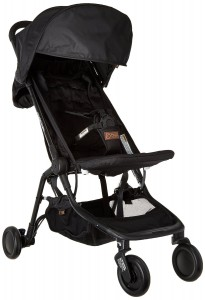 Mountain Buggy Nano - best lightweight stroller