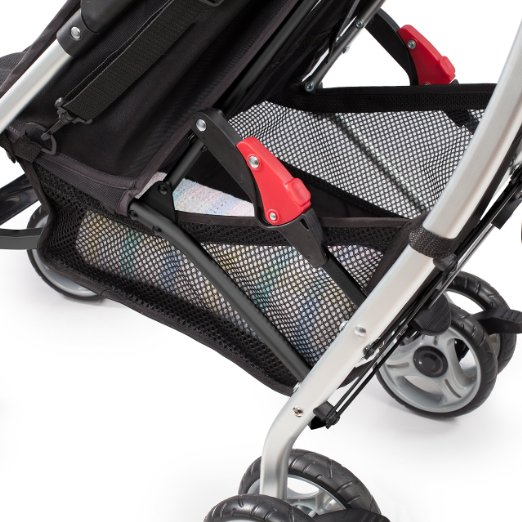 Summer Infant 2015 3D Lite Convenience Stroller - best umbrella stroller material