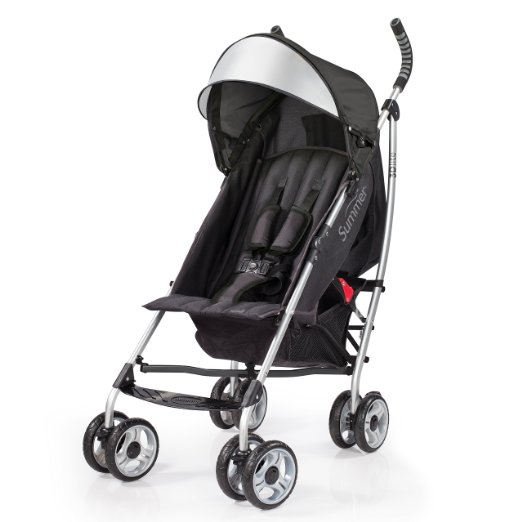 Summer Infant 2015 3D Lite Convenience Stroller - best umbrella stroller