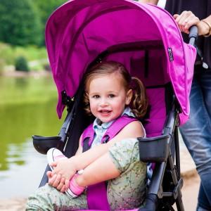 ZOE XL1 BEST Xtra Lightweight Travel & Everyday Umbrella Strollers System - best lightweight stroller