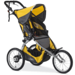 BOB Ironman Stroller Review- best jogging stroller review
