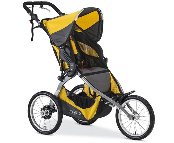 BOB Ironman Stroller Review- best jogging stroller review
