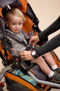 BOB Revolution SE Single Stroller - best jogging stroller , best safe confortable material