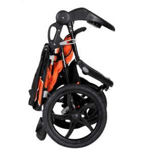 Baby Trend Xcel Jogger Stroller, - best joggins stroller ,easy one hand fold