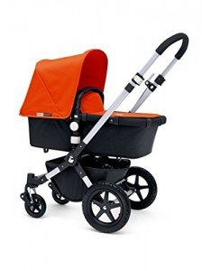Bugaboo 2015 Cameleon3 Blend 2015 Review - Seat And Canopy