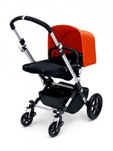 Bugaboo 2015 Cameleon3 Blend 2015 Review - handle and safety