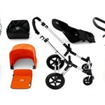 Bugaboo 2015 Cameleon3 Blend 2015 Review - material