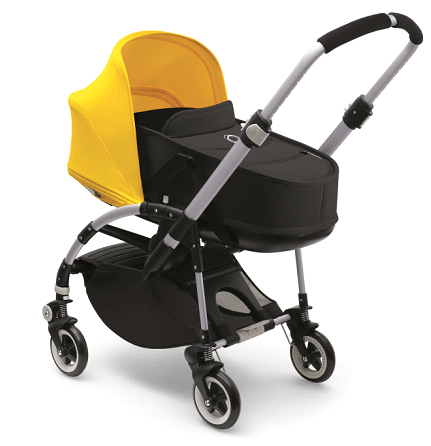 Bugaboo Bee 3 Stroller Review - Complete stroller for infant and toddlers storage box