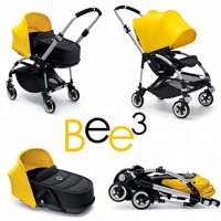 Bugaboo Bee 3 Stroller Review - first time mother stroller for infant and toddlers