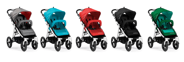 Bumbleride Indie 4 Stroller Review - complete lightweight stroller