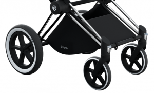 Cybex PRIAM Stroller Review - The All Terrain Wheels