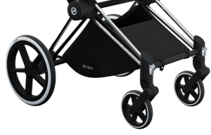 Cybex PRIAM Stroller Review - The PRIAM Wheels