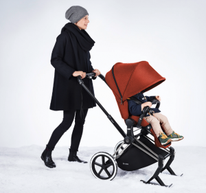 Cybex PRIAM Stroller Review - perfetc travel system UK USA