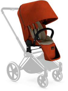 Cybex PRIAM Stroller Review - perfetc travel system UK USA - luxury seat