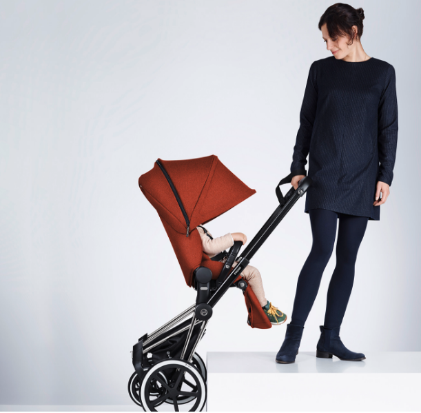 Cybex Priam Stroller Review Best Luxury Stroller For