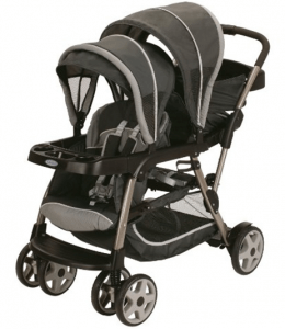 Graco Ready2Grow Click Connect LX review