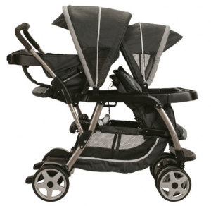 Graco Ready2Grow Click Connect LX review - travel system stroller