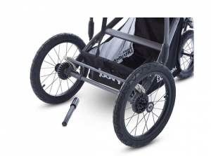 JOOVY Zoom 360 Ultralight Jogging Stroller - best jogging stroller wheels