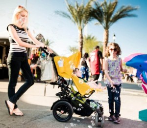 Joovy TooFold Stroller Review - best stroller for parks and playground