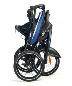 Kolcraft Sprint Pro Jogging Stroller - best jogging stroller , compact folding traveling