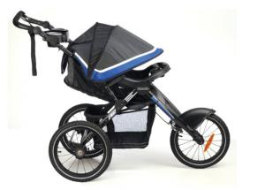 Kolcraft Sprint Pro Jogging Stroller - best jogging stroller , smooth riding