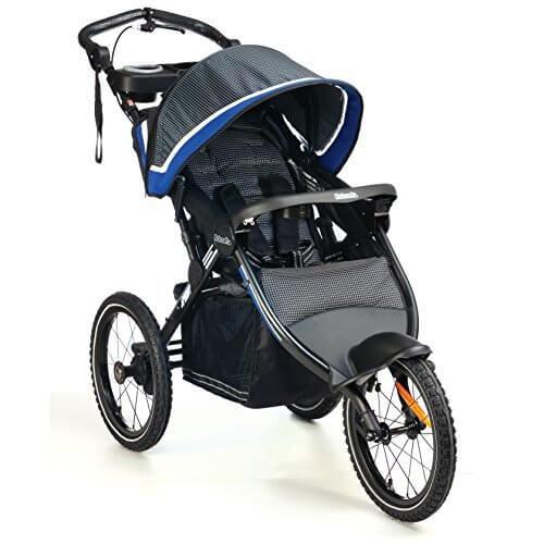 Kolcraft Sprint Pro Jogging Stroller - best jogging stroller