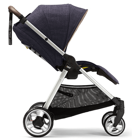 Mamas & Papas Armadillo Flip XT Stroller Review - bigger storage for grocery shopping