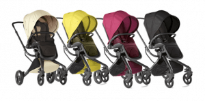 Mamas & Papas Mylo 2 Review - effortless one-handed fold, with or without seat attached into a compact small size,multi color option