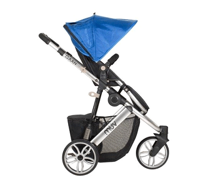 Muv Gaan Stroller Review - stroller with bigger storage for shopping