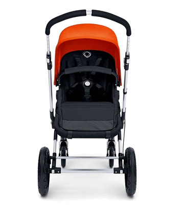 Muv Gaan Stroller Review - stroller with confortable sear and large canopy
