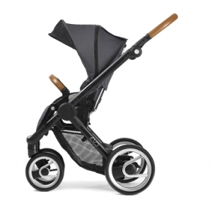 Muv Gaan Stroller Review - stroller with large handle and big wheels