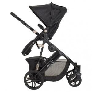 Muv Reis Stroller Review - detachable seat