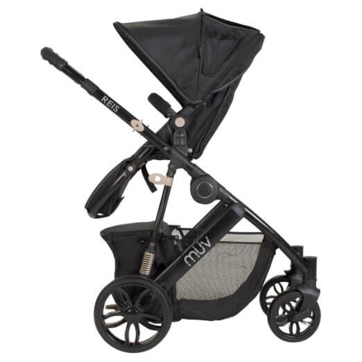 Muv Reis Stroller Review - detachable seat