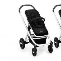 Nuna IVVI Stroller Review - perfect stroller for first time mother