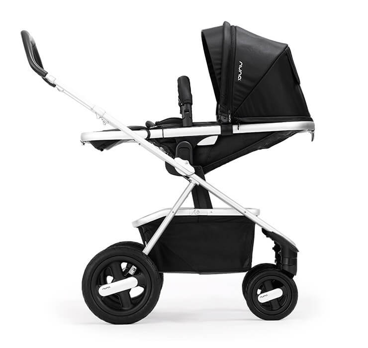 Nuna IVVI Stroller Review - safest stroller for new born baby