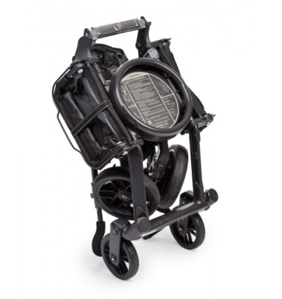 Orbit Baby G3 Stroller Review - best stroller with one hand compact fold