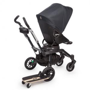 Orbit Baby G3 Stroller Review - best stroller with rear break wheels