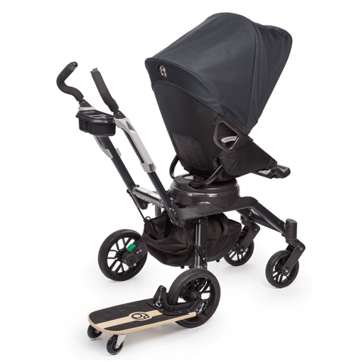 Orbit Baby G3 Stroller Review - best stroller with rear break wheels