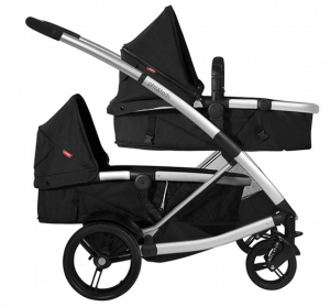 Phil & Teds Promenade Stroller Review - best stroller with double configurations