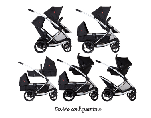 Phil & Teds Promenade Stroller Review