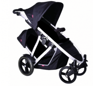 Phil & Teds Verve Stroller Review - double seat stroller for travel system
