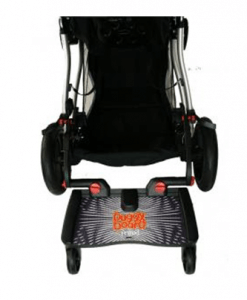Phil & Teds Verve Stroller Review -foot rest for baby comfortable and leg stretching