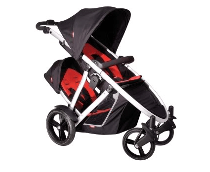 Phil & Teds Verve Stroller Review