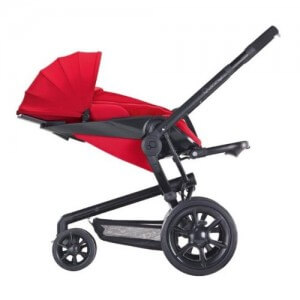Quinny Moodd Stroller Review recline position