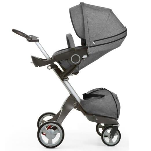 Stokke Xplory Stroller - Black Melange review