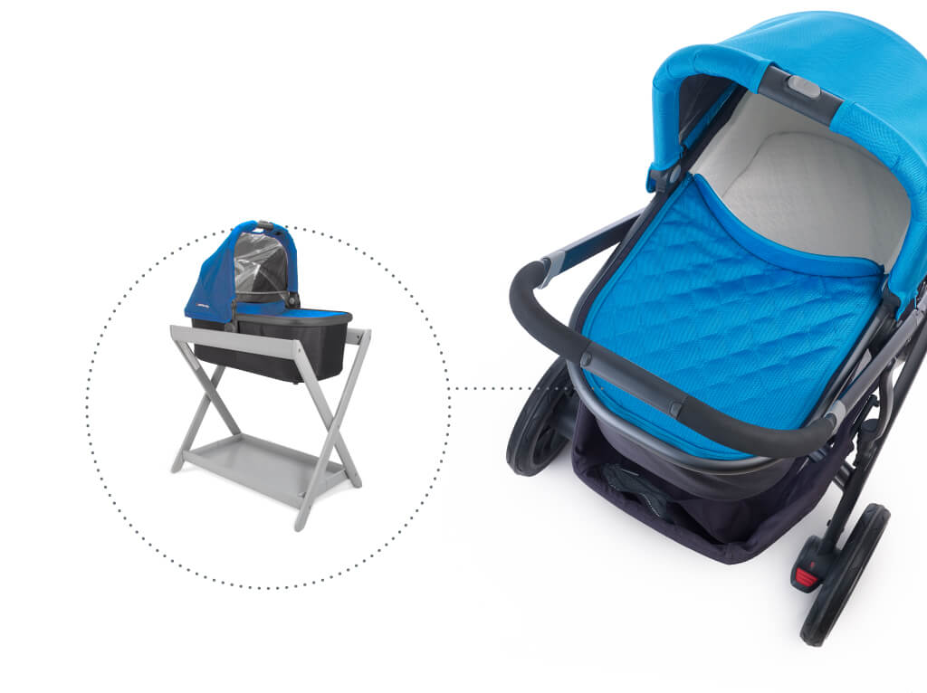 UPPAbaby Vista 2015 stroller Review