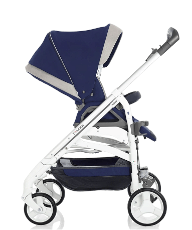 Inglesina Trilogy Stroller Review- Seat & canopy